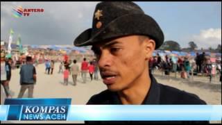 PACUAN KUDA TRADISIONAL  KOMPAS NEWS ACEH 11/01/2016