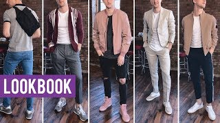 10 Spring Style Trends You NEED To Know | Lookbook & Outfit Inspiration For Men