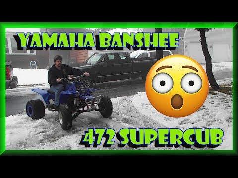 BIG SAL 421 BANSHEE 100HP BUILT BY ANGINO - Randy Sylvester - Video