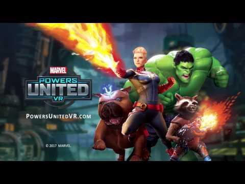 MARVEL Powers United VR: Deadpool Reveal! thumbnail