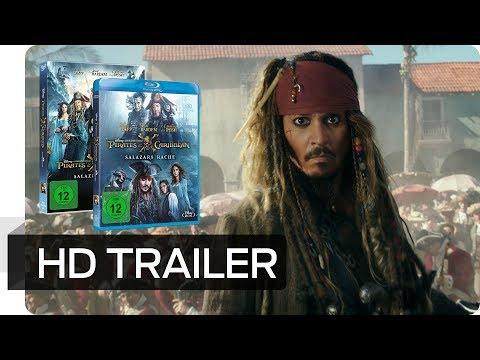 PIRATES OF THE CARIBBEAN: SALAZARS RACHE – Auf DVD, Blu-ray™ und als Download | Disney HD