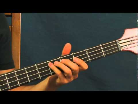 easy bass guitar lesson cherub rock the smashing pumpkins