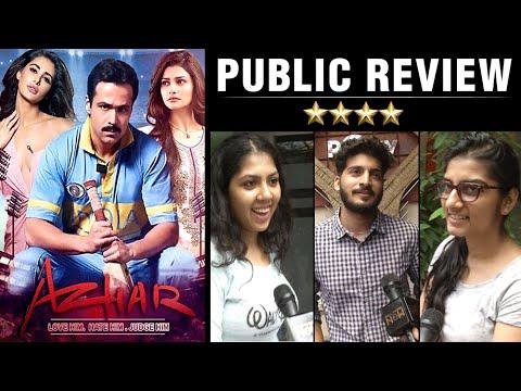 Azhar Public Review | Emraan Hashmi, Nargis Fakhri