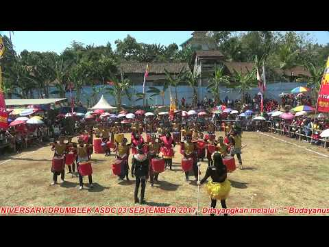 Download Drumblek NEW BENTEN event ASDC Drumblek Festival 03 September 2017 HD Mp4 3GP Video and MP3