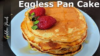 how to make japanese fluffy pancakes without baking powder