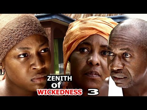 Zenith Of Wickedness Season 3 - 2018 Latest Nigerian Nollywood Movie | HD YouTube Films
