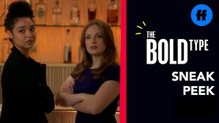 The Bold Type   Season 4 episode 15   Sneak Peek 2 : Kat's Photo Shoot At The Belle (VO)