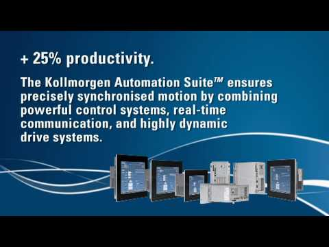 Kollmorgen Automation Suite™