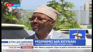Mbunge wa Eldas Adan Keynan azungumzia wanajeshi wa Kenya nchini Somalia