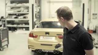 Video: Produktentwicklung Akrapovic BMW M3 F30 und M4 F32