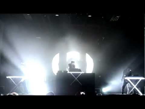 Rhythm Monks Live @ Lights All Night Festival 2013