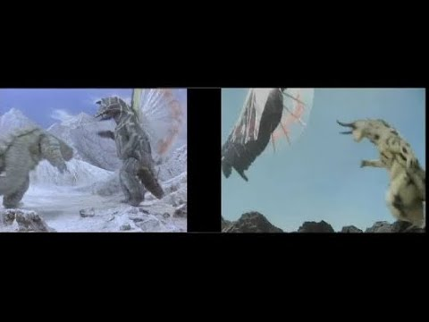 Ultraman and Ultra Galaxy NEO Comparison 2