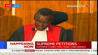 The Supreme Petition:Application on scrutiny of KIEMS skit will be delivered tomorrow