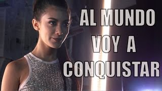 Giselle - AL MUNDO VOY A CONQUISTAR (Official Video)