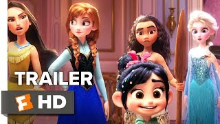 Ralph Breaks The Internet: Wreck It Ralph 2 - Trailer #1