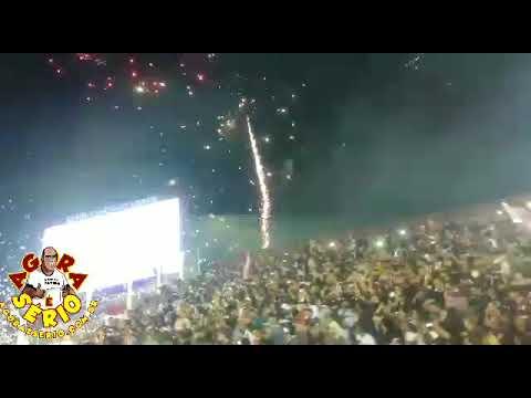 Mãe da Fome o Mito de Juquitiba diretamente da final do Lanus x Grêmio