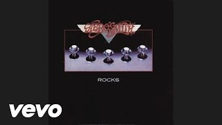 Aerosmith - Back In The Saddle (Audio)
