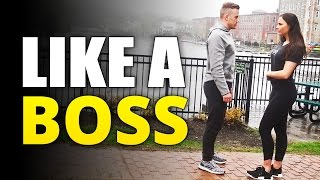 How to Approach Women Like a BOSS   3 Easy Steps