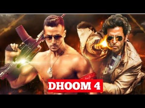 Hrithik Vs Tiger Final Title DHOOM 4 || Hrithik Roshan || Tiger Shroff || Vaani Kapoor || 2 Oct 2019