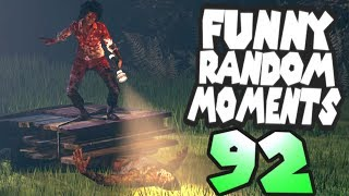 Dead by Daylight funny random moments montage 92