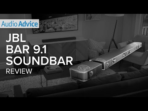 External Review Video lX9RgznT8T4 for JBL BAR 9.1 Soundbar w/ Wireless Surround, Subwoofer, and Dolby Atmos