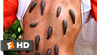 Anacondas 2 (2004) - Bloodsucking Leeches Scene (2/10) | Movieclips