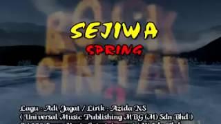 Spring Sejiwa (karaoke)