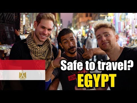 First Impressions EGYPT! - Is it Safe to go to Egypt? (2019)