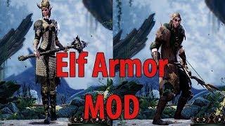 Elf Armor Mod