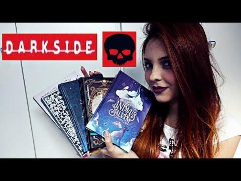 Meus livros da DarkSide Books