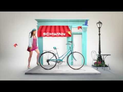 Schwinn Commercial (2013 - 2014) (Television Commercial)