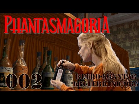 Phantasmagoria #002 - Geheimnisse (Kap1 2/2) ★ We play Phantasmagoria [HD|60FPS]