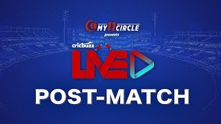 Cricbuzz LIVE: Match 23, West Indies V Bangladesh, Post-match Show
