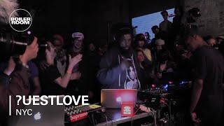 Gambar cover ?uestlove Boiler Room RBMA takeover NYC DJ Set
