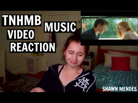 THERES NOTHING HOLDIN ME BACK MUSIC VIDEO REACTION!! // Juls Bby