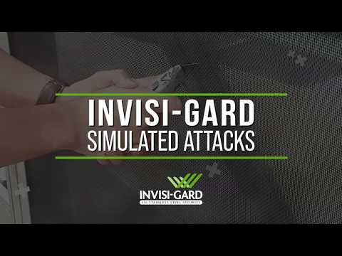 Invisi-Gard Simulated Attack Testing