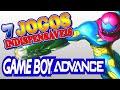 Game Boy Advance 7 Jogos Indispens veis