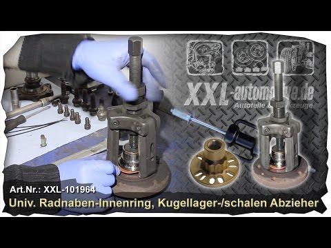 Radnaben Abzieher Werkzeug - Radnaben Abziehen HoTow XXL Automotive