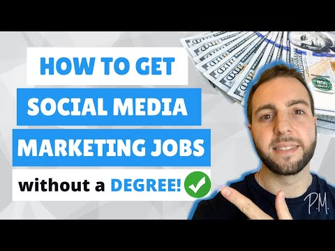 How To Get Freelance Social Media Manager Jobs Without a Marketing Degree