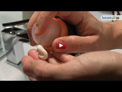 Come curare leczema umido diventante di mani