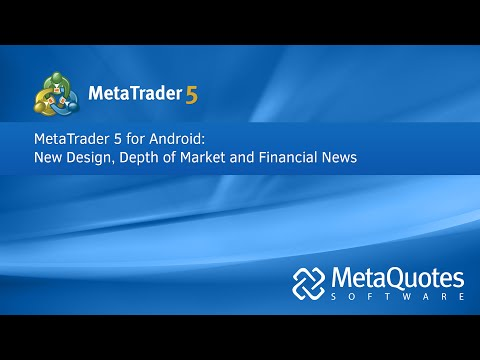Video of MetaTrader 5