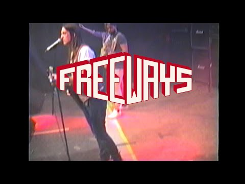 FREEWAYS - Battered & Bruised (Official video) online metal music video by FREEWAYS