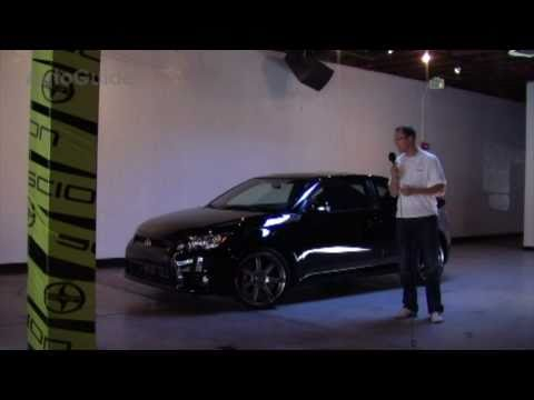 2011 Scion tC Review - Toyota's revolutionary brand gets evolutionary