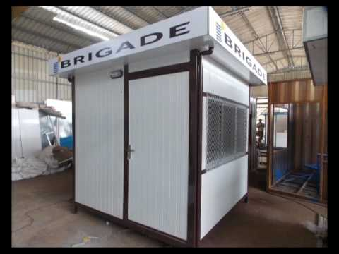 Movable Portable Cabin