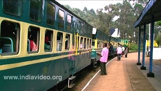 Aravankadu railway station near Ooty