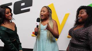 The Voice: Lynnea Moore & Kymberli Joye SHARE Their Holiday Traditions + EPIC Team Kelly Moment!