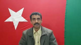 Chairman Khalil Baloch's message on Human Rights Day