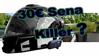 Motorrad Intercom - 30€ SENA Killer?