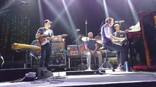 Coldplay - Fly On (O), November 13, 2015
