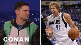 Flula Borg's Take On American Sports   CONAN on TBS
